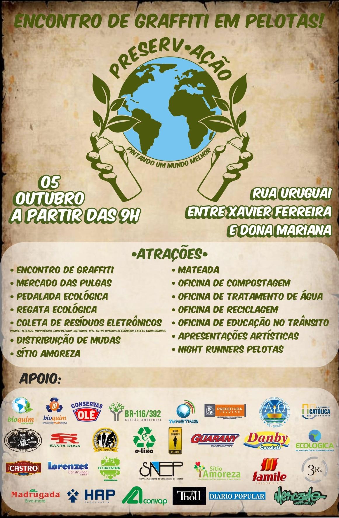 Preservação Do Património Natural: Coordenação De Comunicação Social » Evento PreservAção