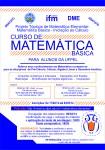 Curso de Matematica Basica 2014-1 (1)