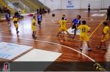 Jogo treino equipe masculina handebol