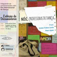 Cartaz com informações do evento.