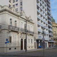 Imagem do novo prédio do Museu Carlos Ritter