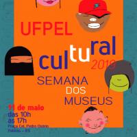 cartaz com informações do evento
