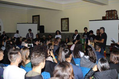 Programa de Extensão em Percussão da UFPel (PEPEU) se apresenta