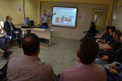 Pró-reitor Júlio Mattos fala sobre a rede