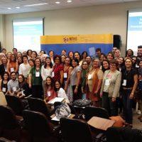 Grupo de trabalho do projeto reunido em Porto Alegre