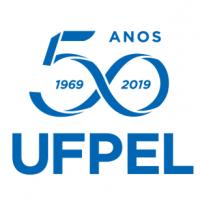 Logo dos 50 anos da UFPel.