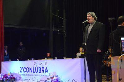 Tenor Saulo Laucas Pereira