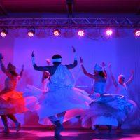 Espetáculo de dança.