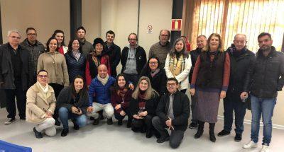 Grupo de Interlocução Pedagógica em reunião