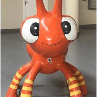 formiga mascote