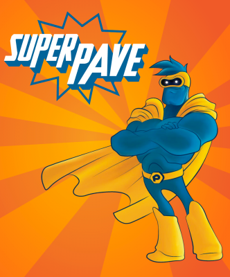 Personagem Super Pave