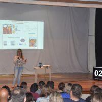 apresentação do evento em 2018